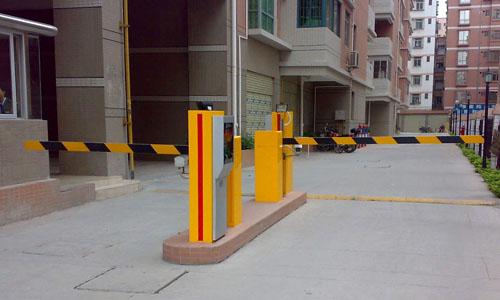兰州停车场管理系统
